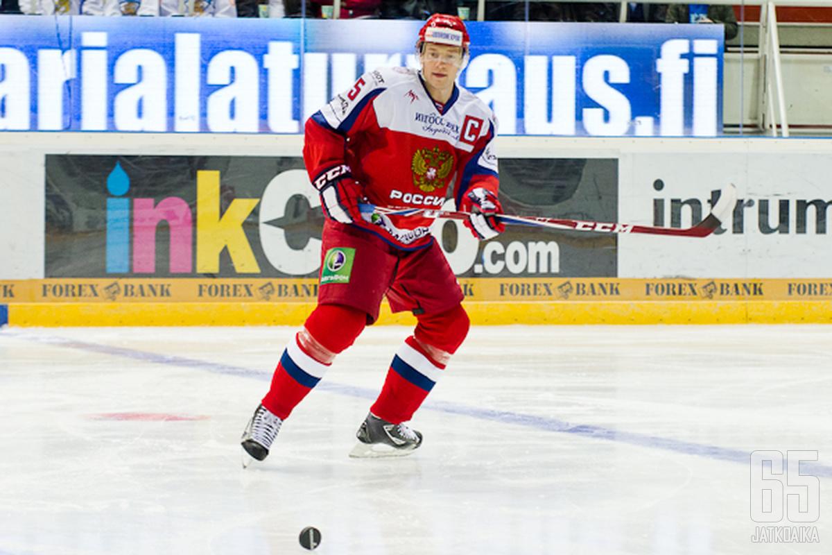 Ilja Nikulinin tähdittämä puolustus on joukkueen suurin vahvuus.