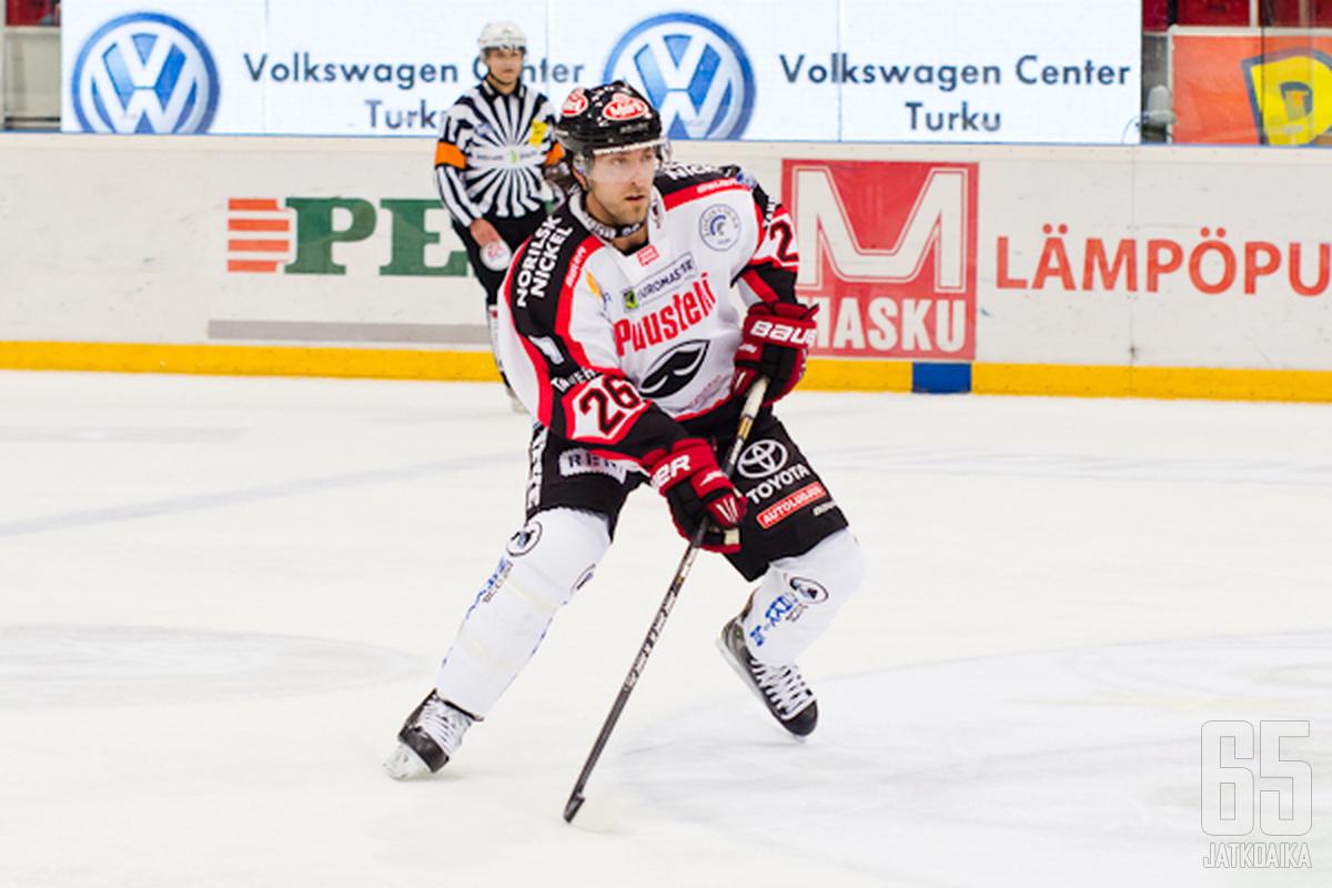Ässissä ja KHL:ssä loistanut Shaun Heshka on valmis valloittamaan myös SHL:n