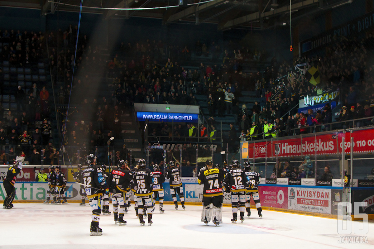 Iso osa Kärppien tulevan kauden joukkueesta on nyt selvillä.