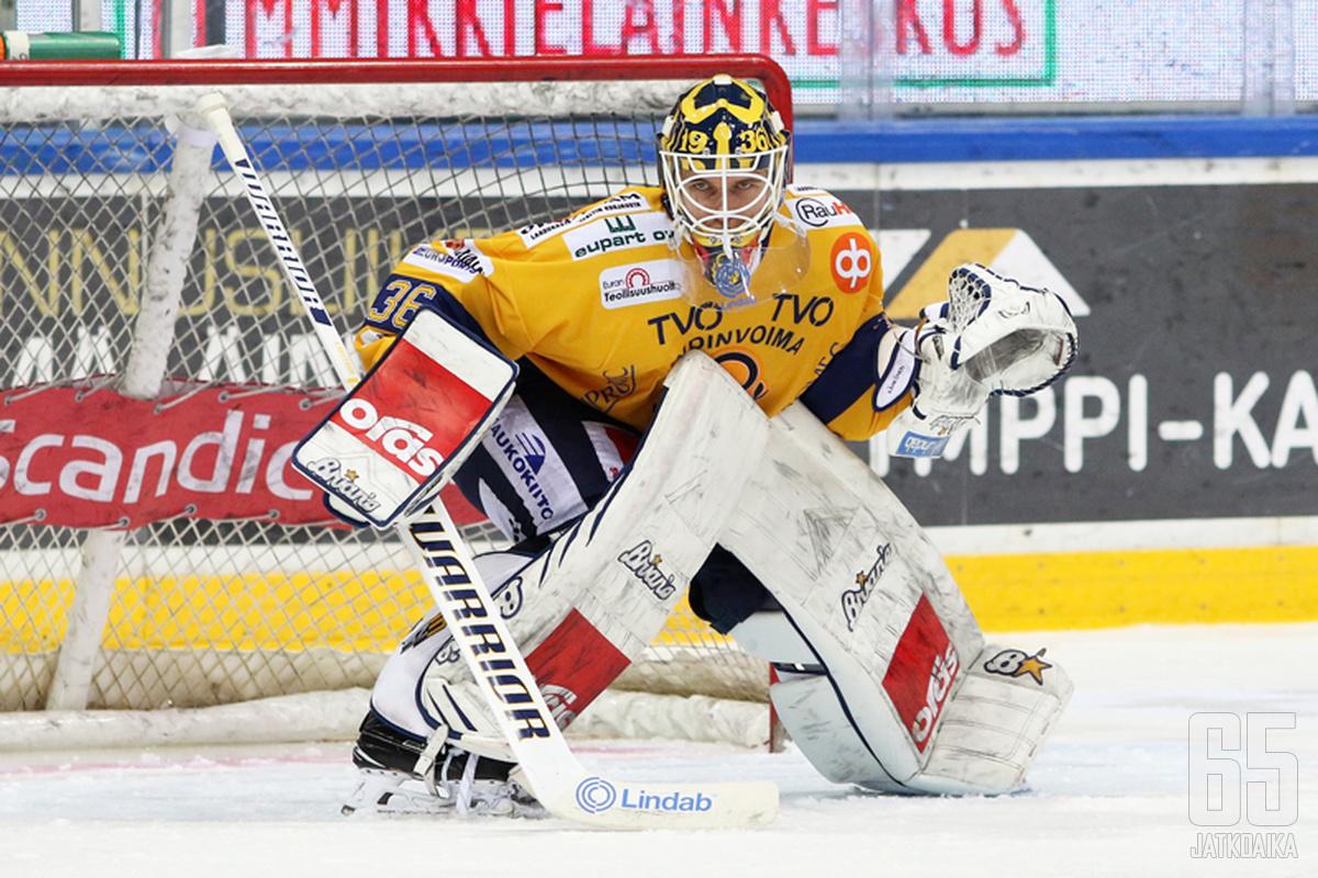 Kaapo Kähkönen rikkoi 24 vuotta vanhan ennätyksen.