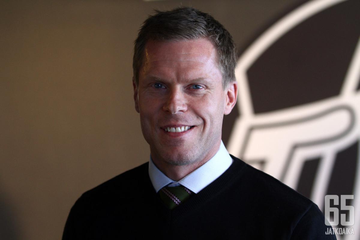 TPS-legenda Saku Koivu on yksi seuran kehittämisestä vastaavan johtoryhmän jäsenistä.