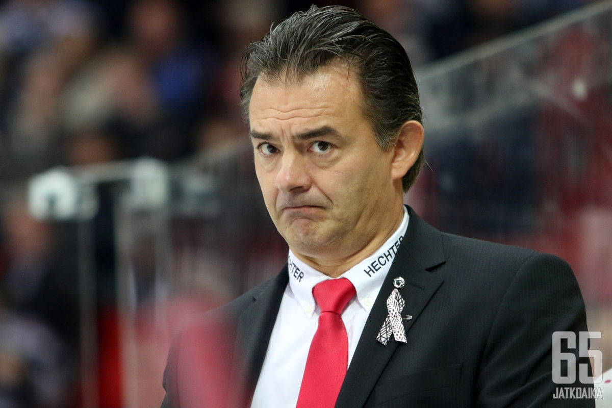 Kotkaniemi on Lukon U20 joukkueen päävalmentaja.