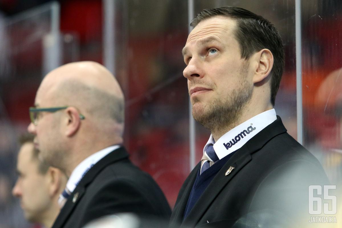 Ville Niemisen päävalmentajan pesti Örnsköldsvikissä on alkanut lupaavasti.