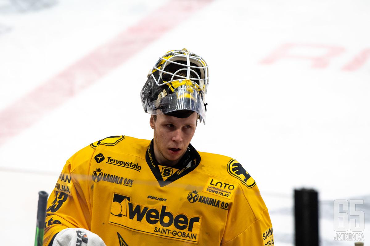 Niclas Westerholm venyi SaiPan maalilla yli odotusten, muttei kyennyt viemään tehotonta joukkuettaan voittoihin riittävän usein.