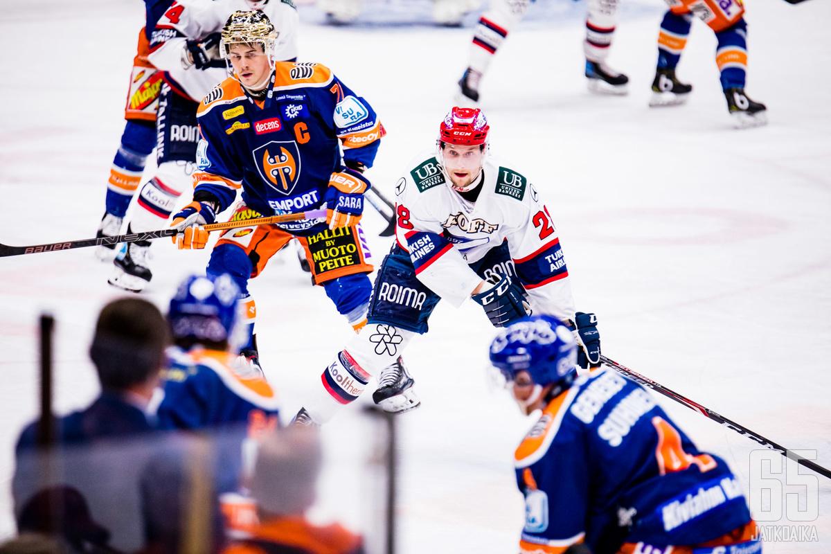HIFK ja Tappara pelasivat myös edellisessä pronssiottelussa kaksi vuotta sitten.