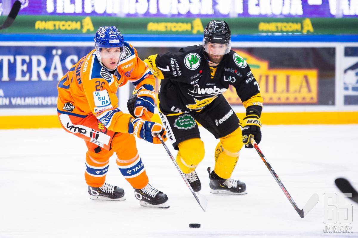 Mário Grman jatkaa SaiPassa toisenkin kauden, ellei KHL kutsu.