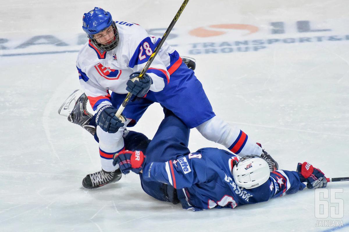 Slovakian nuorisomaajoukkueissakin esiintynyt Pospisil sai jatkoa testijaksolleen.