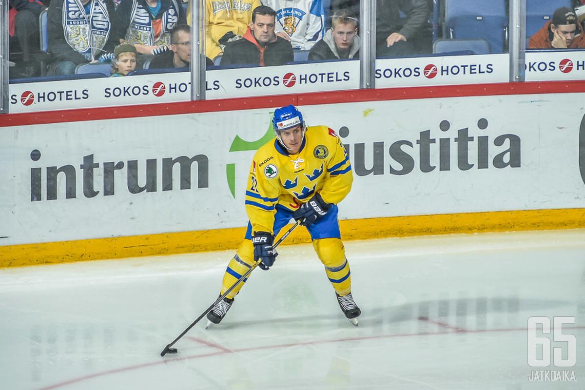 Andre Peterssonin tähdittämän viiden ruotsalaisen koplaan kohdistuvat suuret odotukset.