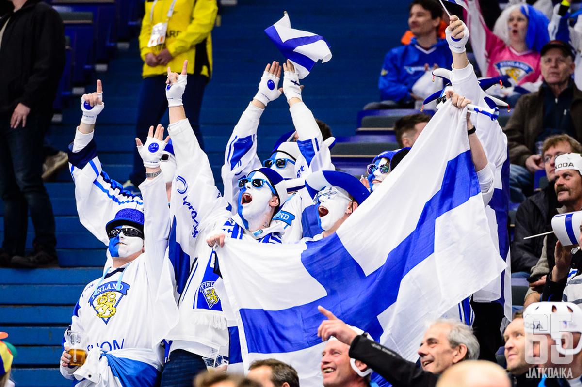Ensi vuonna MM-kisat pelataan iskuetäisyydellä Suomesta.