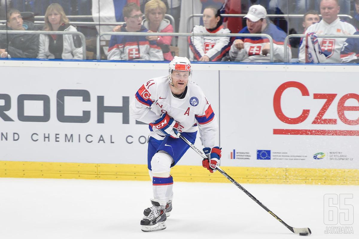 Patrick Thoresen kuuluu edelleen Norjan tärkeimpiin pelaajiin.