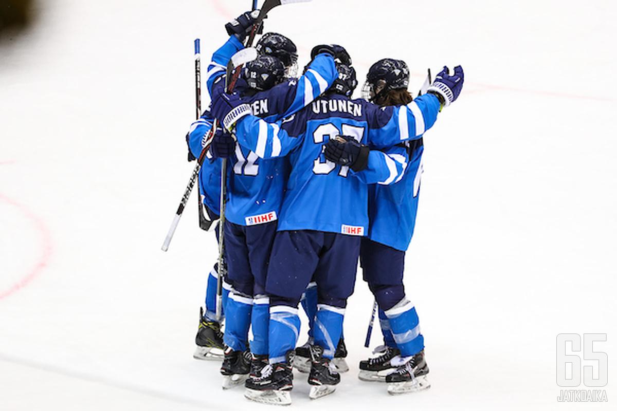 Pikkuleijonat saa ensi viikolla haasteen, kun Ruotsin U18-maajoukkue saapuu vierailulle. (kuvituskuva)