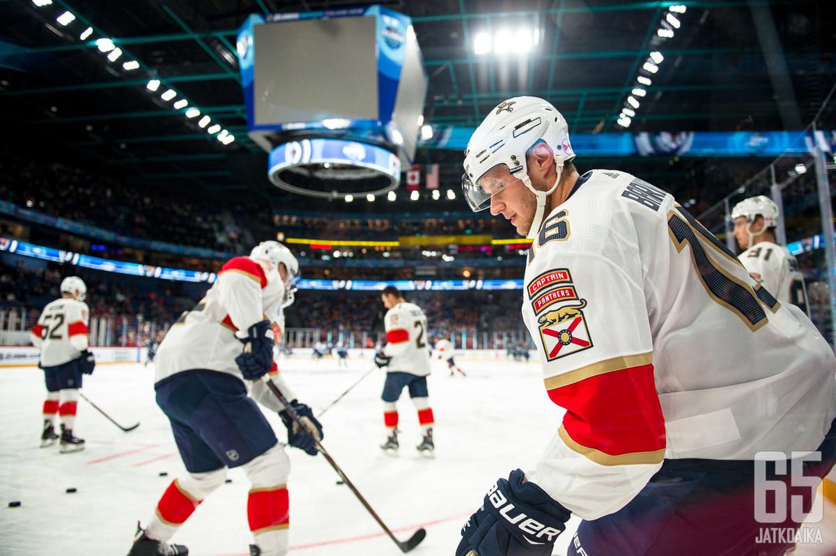 Edellisen kerran NHL:ää pelattiin Suomessa marraskuussa 2018.