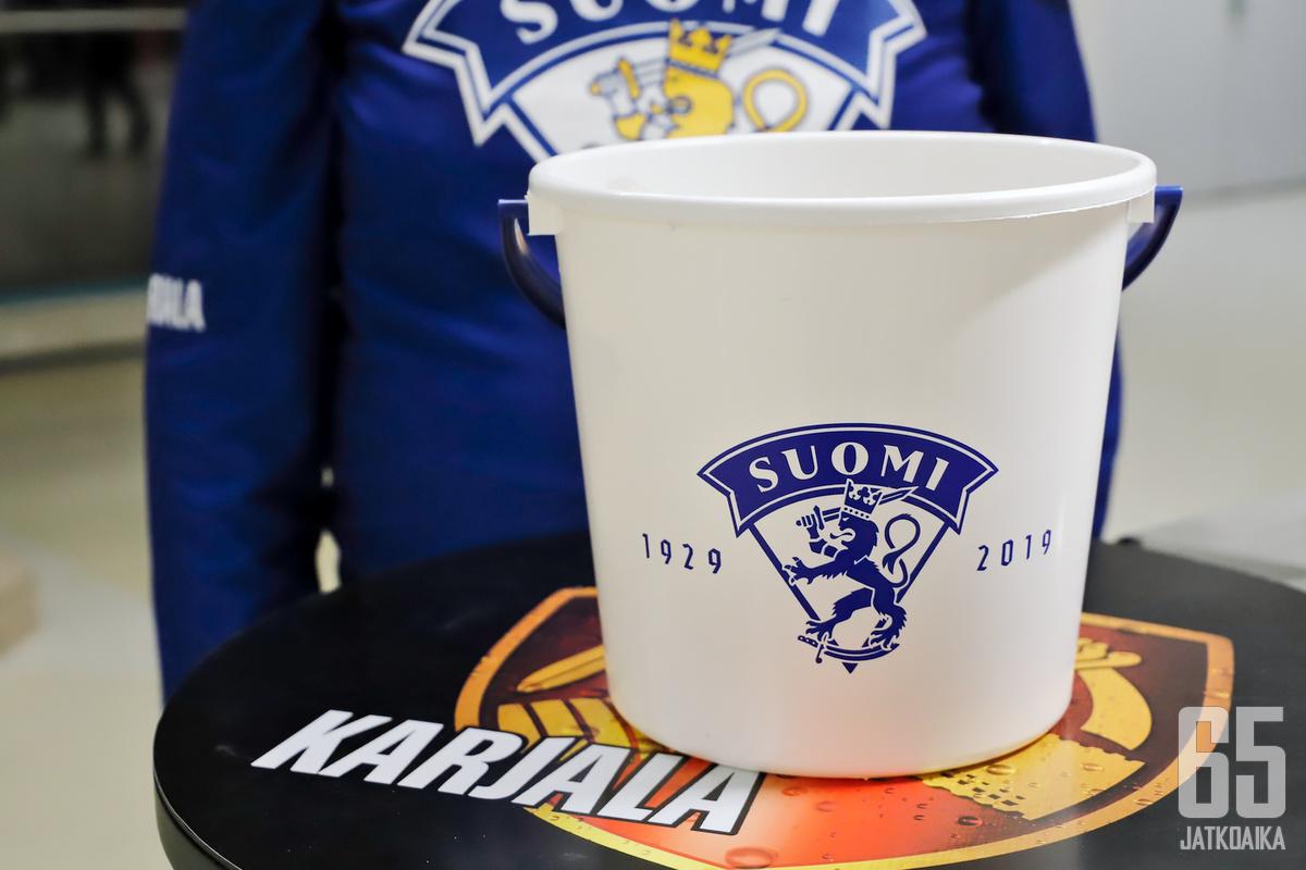 Suomi on mukana parajääkiekon B-sarjan MM-kisoissa.