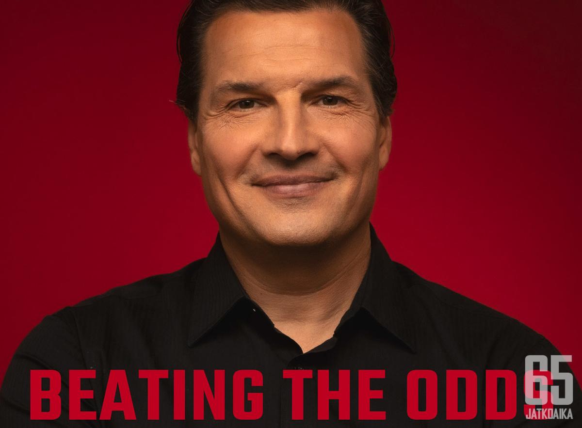 Eddie Olczykin elämäkerta on avartavaa luettavaa.