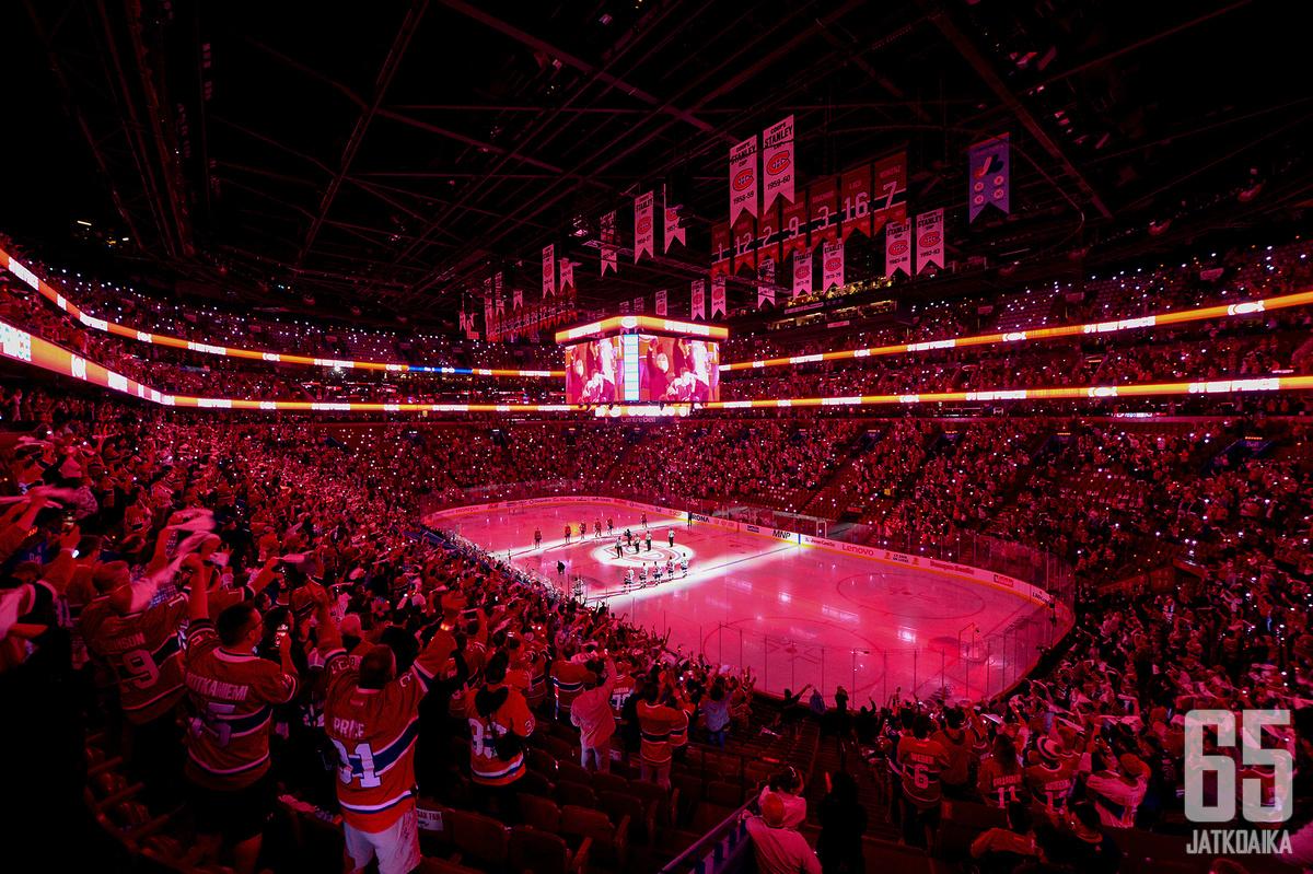 Canadiens varasi kohupelaajan vastoin tämän tahtoa.