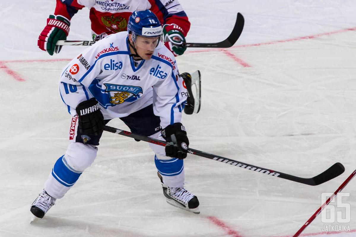 Tuukka Mäntylä on yksi Medvescakin monista uusista pelaajista.