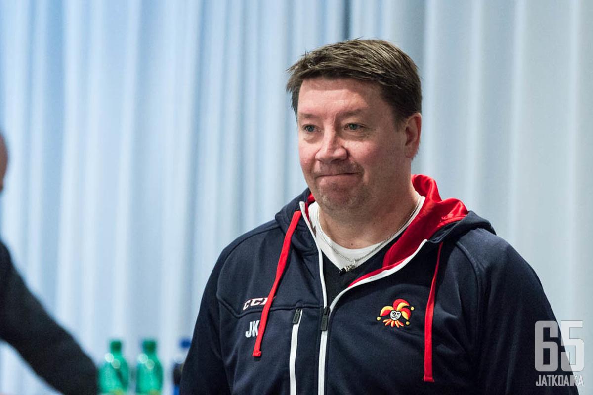 Jari Kurri uskoo Jokereiden pärjäävän suomalaisvoimin.