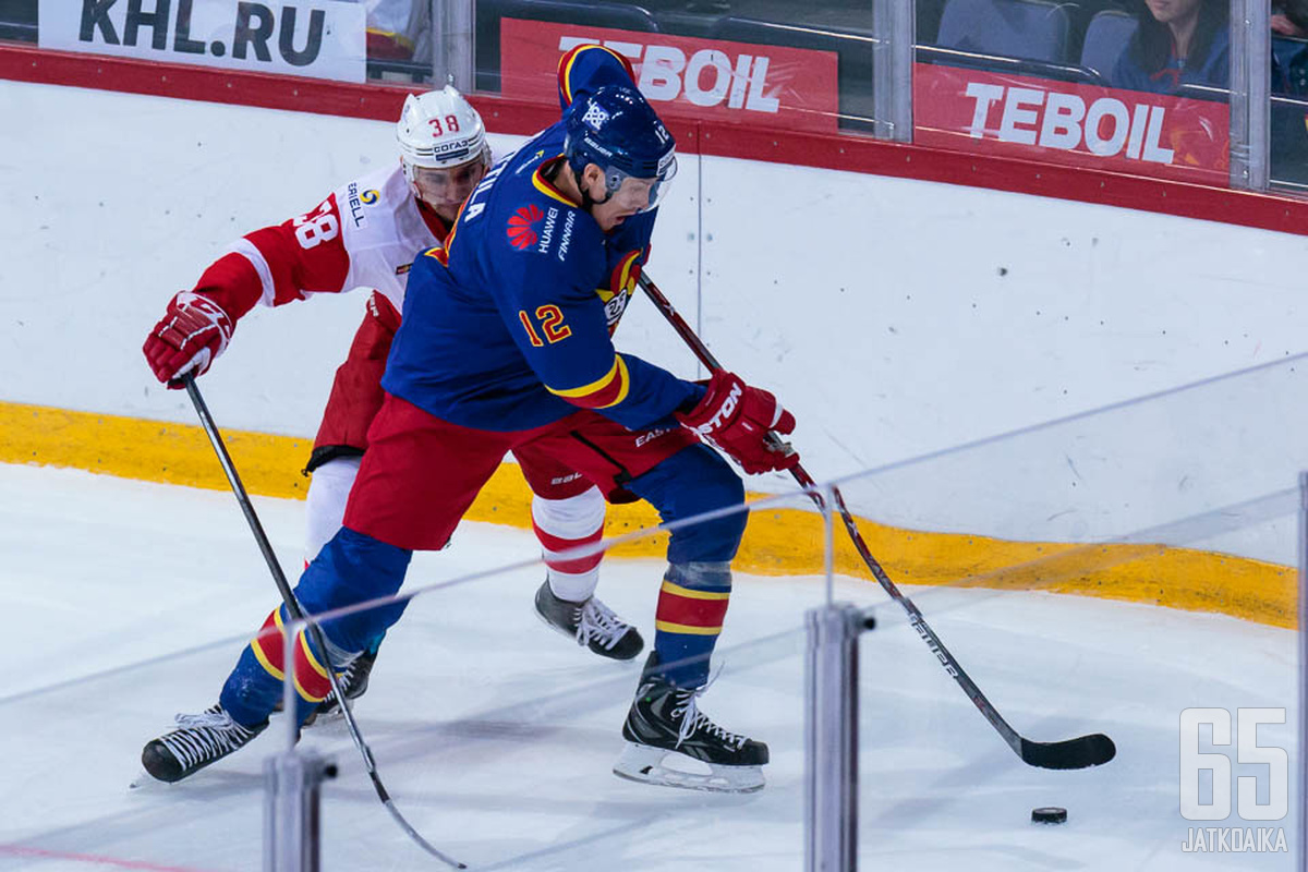 Marko Anttila on ollut pitelemätön kaukalossa ja jyräsi myös onnistujien listalle.