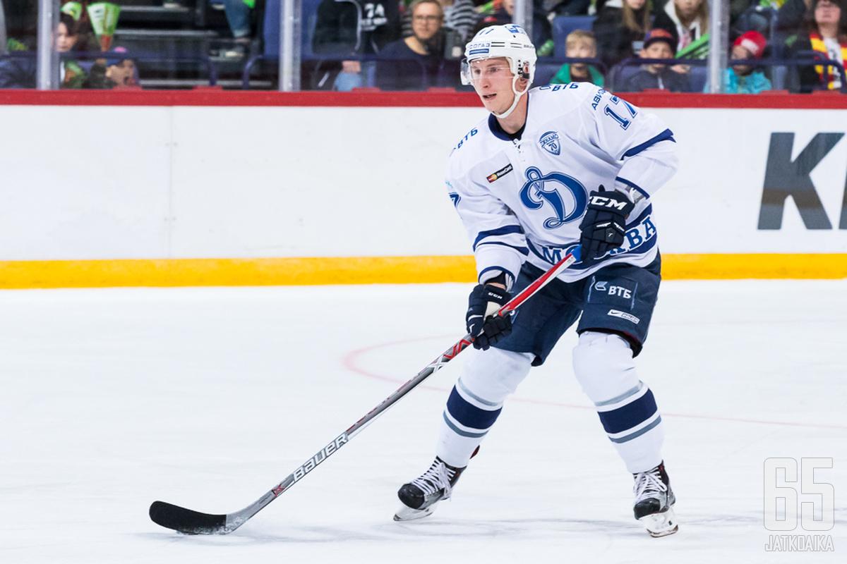 Talousvaikeuksista kärsinyt Dinamo voi luottaa jatkossakin Juuso Hietaseen.
