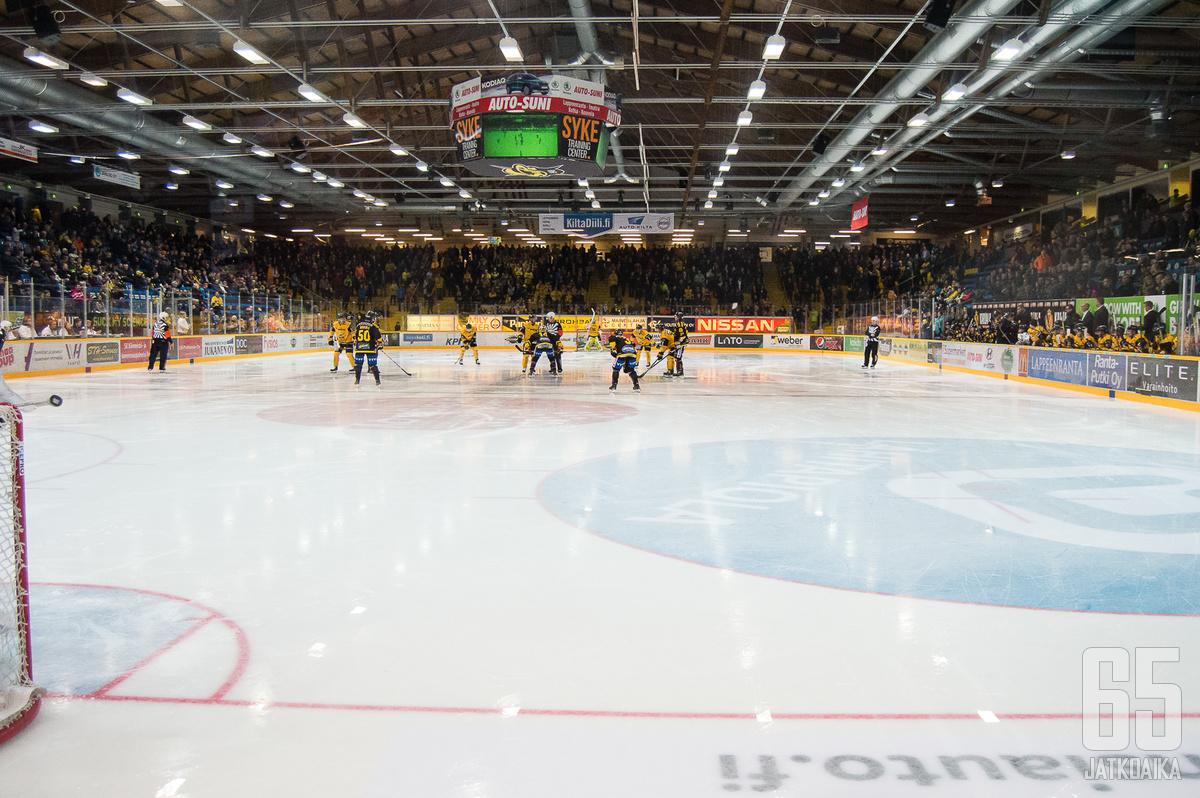 SaiPan U20-joukkueen pelaajalla on todettu koronavirustartunta.