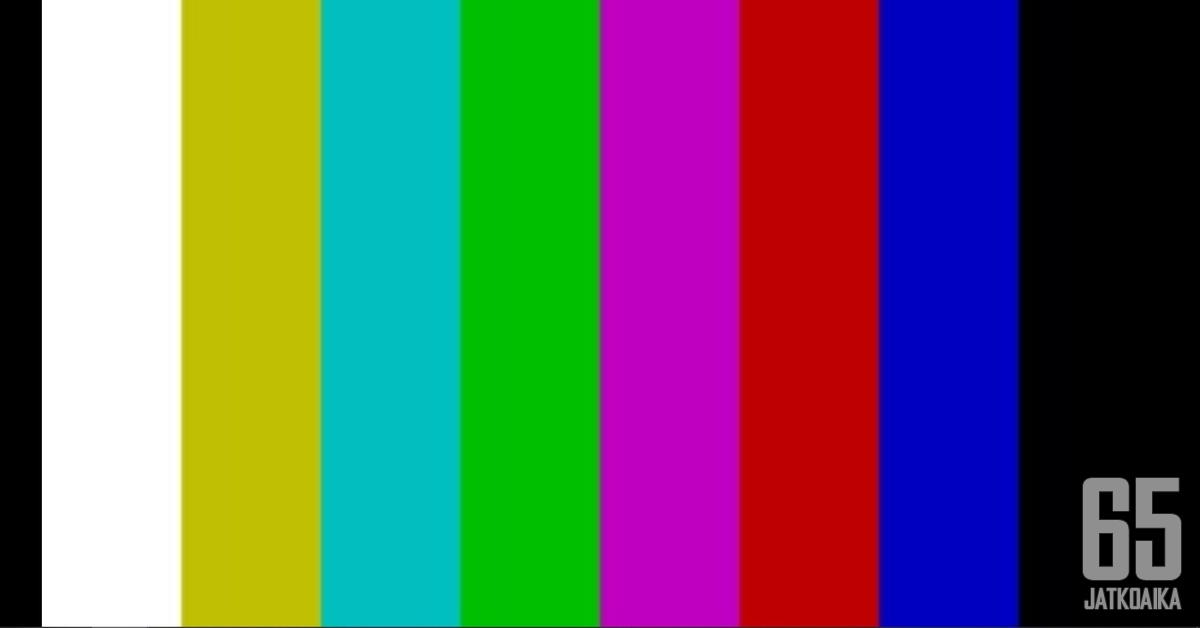C Moren ja Telia TV:n katsojille tarjottiin jatkoerän alkamisen jälkeen pelkkää testikuvaa.