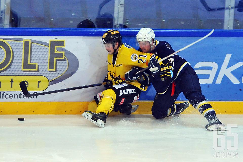 SaiPa ratkaisi jatkoajalla - 07.01.2015 - Blues - SaiPa - LIIGA - Kuvakoosteet - Jatkoaika.com ...