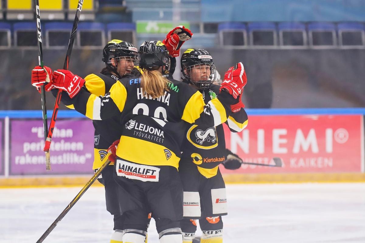 Sari Wäänänen lupaa tuuletuksia nähtävän jatkossa useamminkin.