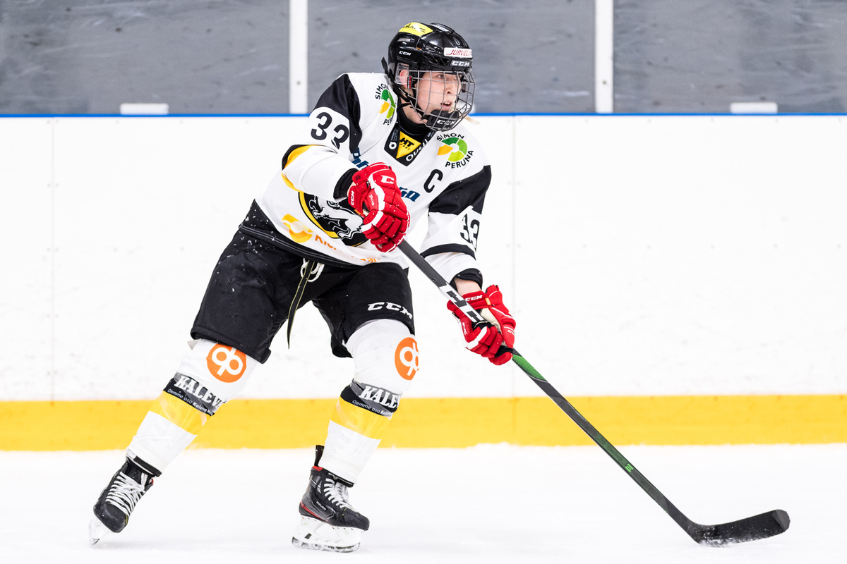 Sami Haapanen uskoo Kärppien olevan kova haastaja pudotuspeleissä, vaikka jääkin alempaan jatkosarjaan.