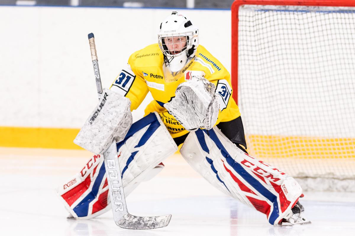 Australialainen Olivia Last on tilkkinyt RoKin maalia tällä kaudella.