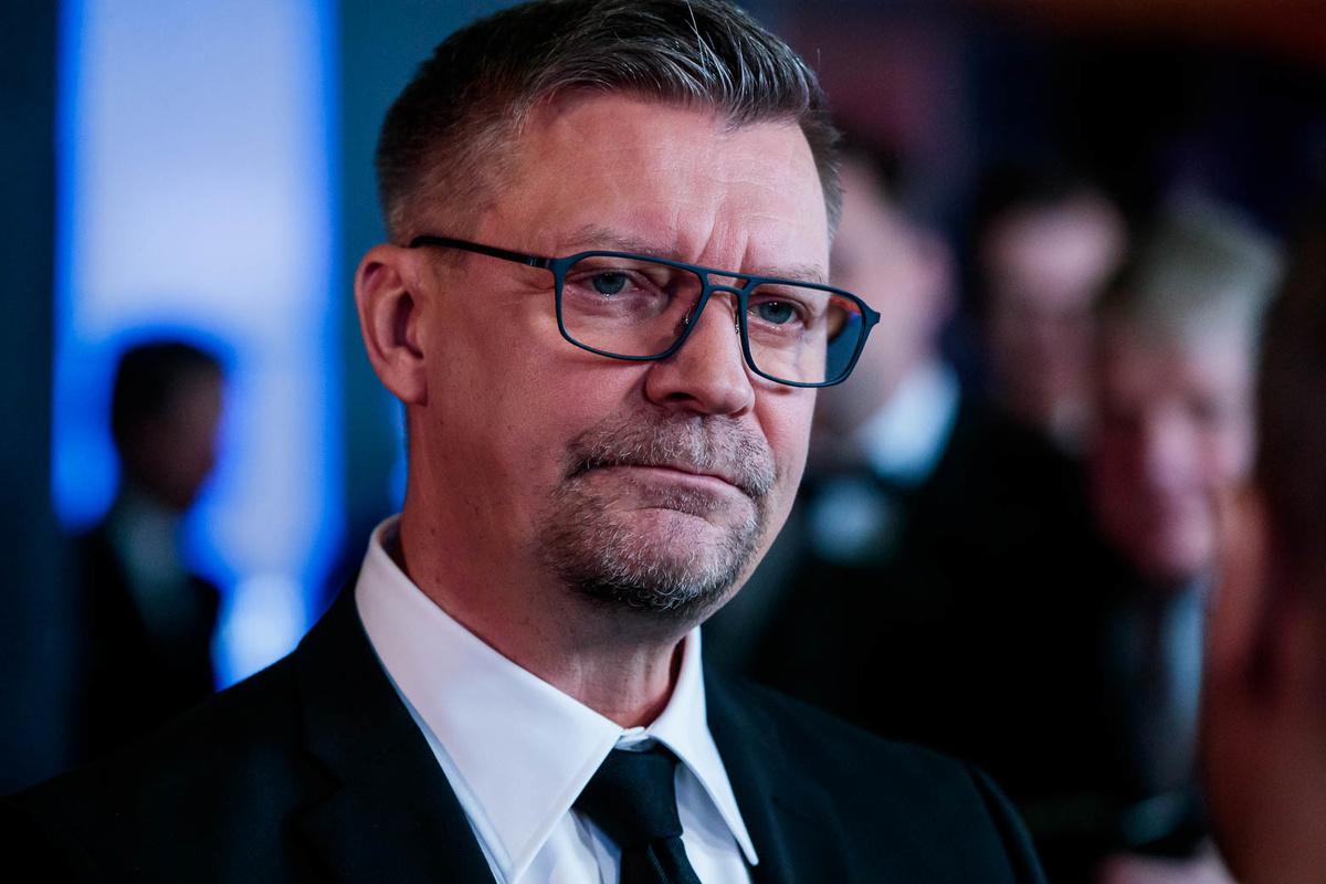Jalonen on myös Jääkiekkoliiton huippu-urheilujohtaja.