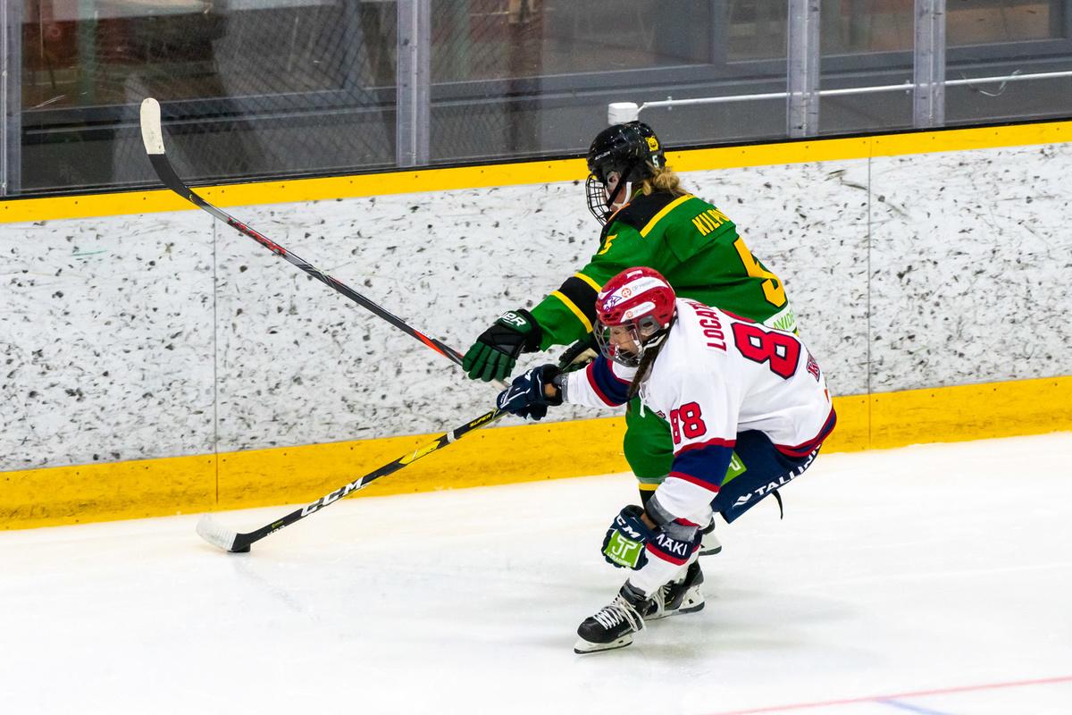 Tampereen Ilves oli Saara Niemen mukaan positiivinen yllätys kuuden parhaan joukkoon.