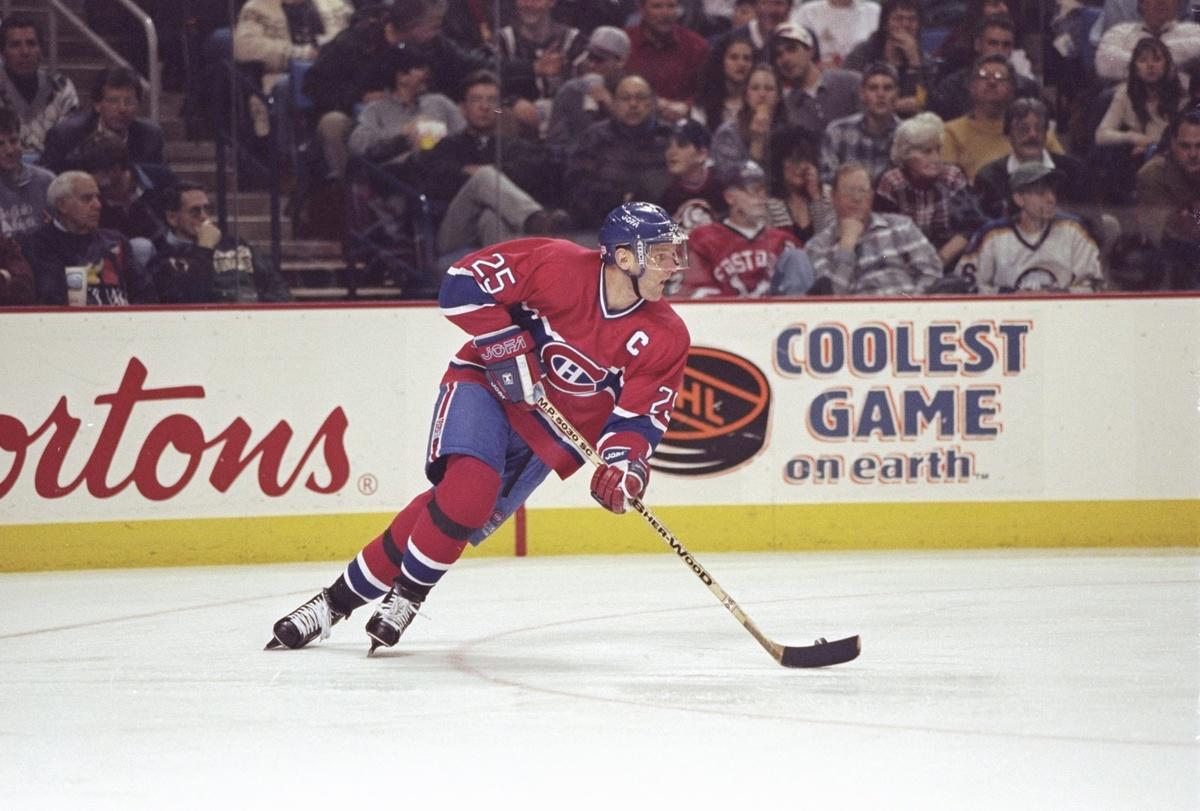 Damphousse pelasi uransa tehokkaimmat kaudet kotikaupunkinsa Montreal Canadiensin riveissä.