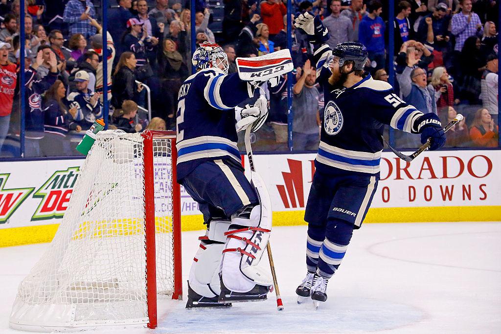 Blue Jackets on noussut yhdeksi NHL:n kärkijoukkueista.