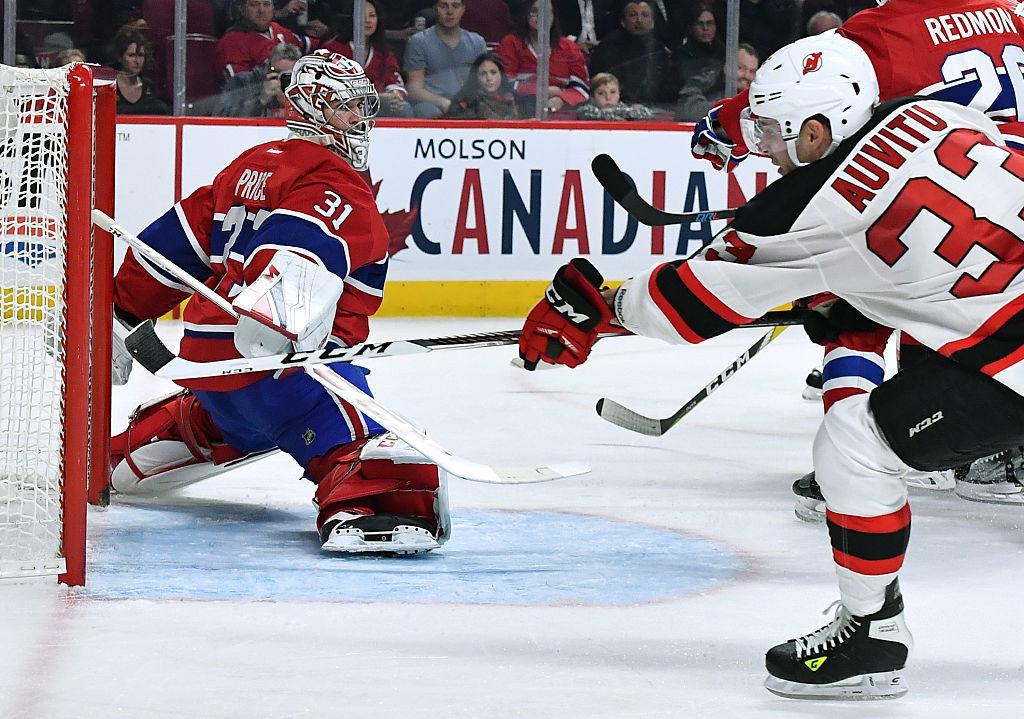 Auvitu pelasi ensimmäisellä Pohjois-Amerikan kaudellaan 25 NHL-peliä, joissa kertyi neljä tehopistettä.