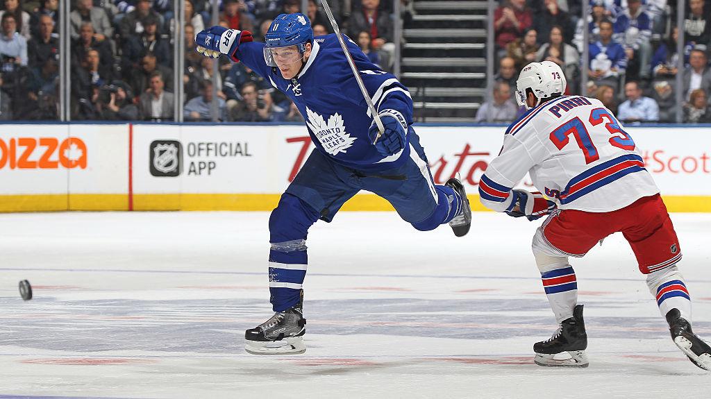 Hyman on loikannut tehokkaasti NHL-kaukaloihin ja on tulokkaiden pistepörssissä sijalla 11.