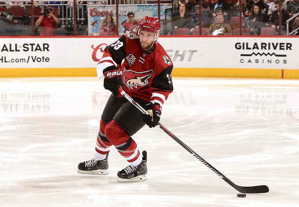 Alex Goligoski ei ole kyennyt pelastamaan Coyotesia.