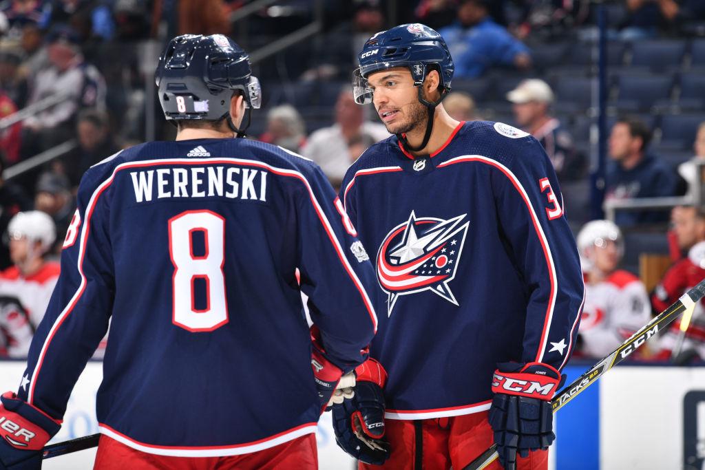 Pakkipari Werenski-Jones on ollut NHL-kauden parhaita etenkin tasakentällisin