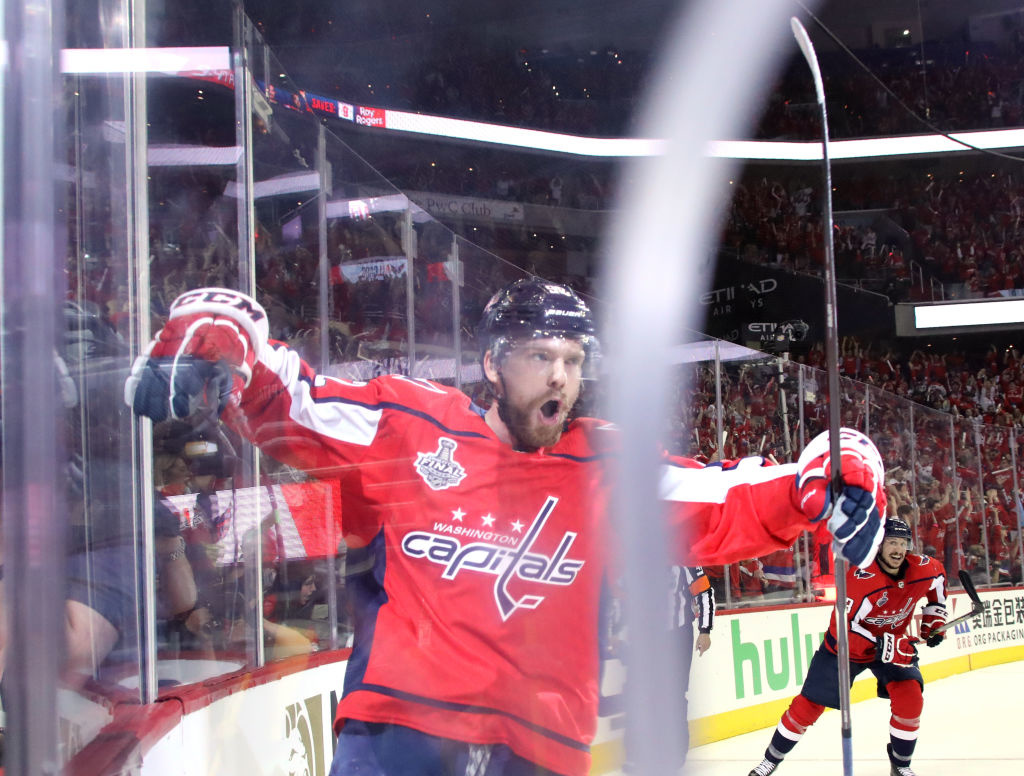 Kuznetsov teki koko 2010-luvun NHL:n pudotuspelien piste-ennätyksen (32).