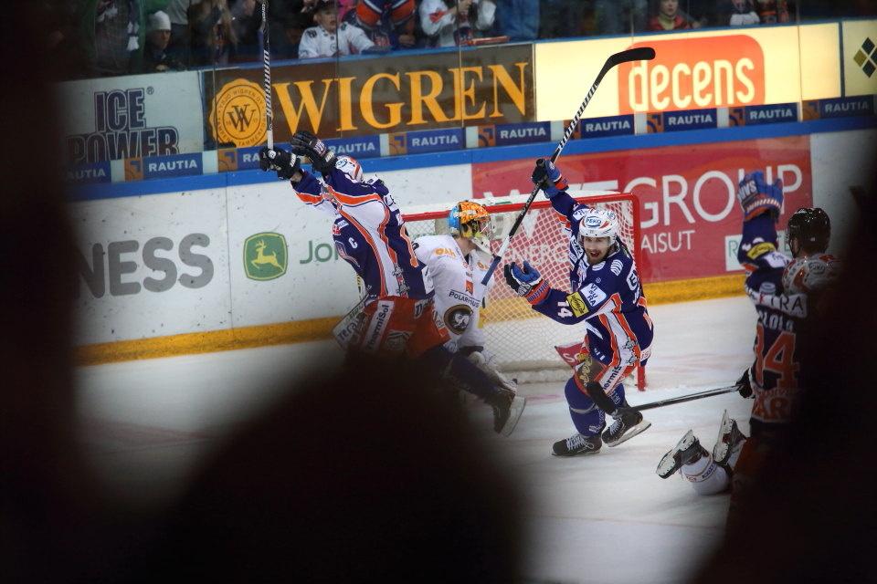 Tapparan kakkoskenttä räjäytti Hakametsän monta kertaa kaudella 2013-14.