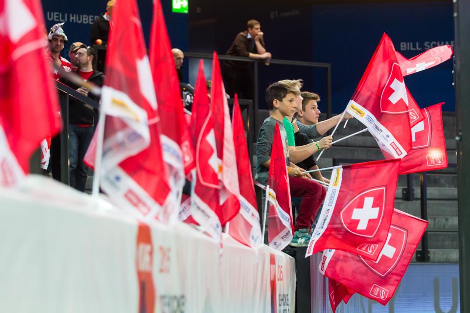 Isäntämaa Sveitsi kohtaa Tšekin iltaottelussa Zugissa.