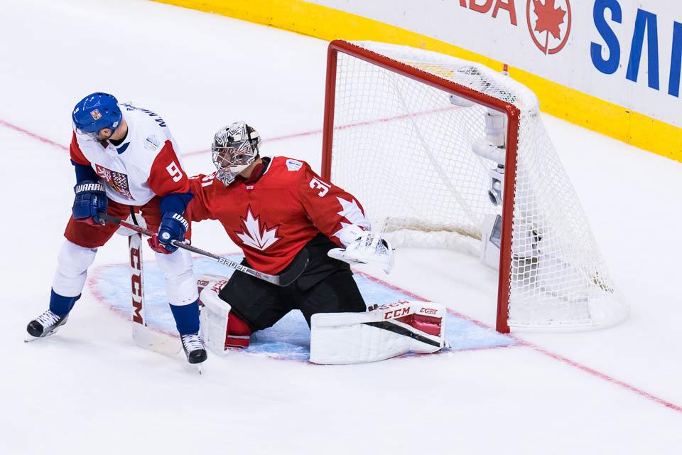 Kanadaa vastaan Michalek jäi tehoitta, mutta Yhdysvaltoja vastaan syntyi kaksi maalia.