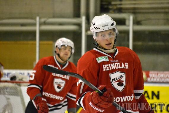Totuttelu aikuisten peleihin vei aikansa, mutta nyt Miika Heikkilä on löytänyt oikean vaihteen.