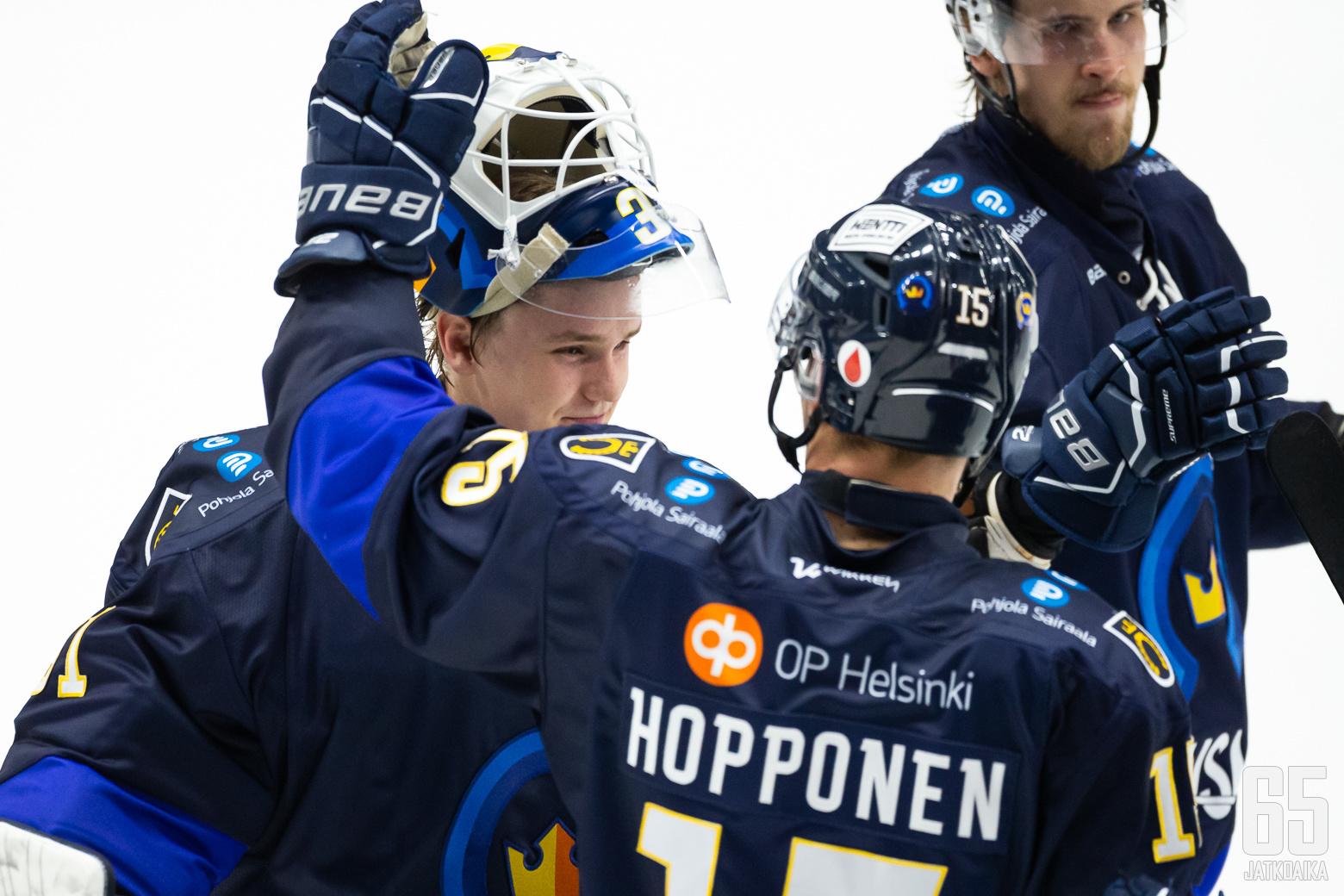 Roope Taponen (31), Kiekko-Espoo ,ottelussa Kiekko-Espoo - TUTO, 1/10/2020, Metro Areena, Espoo, Suomi. Photo: Joonas Kämäräinen