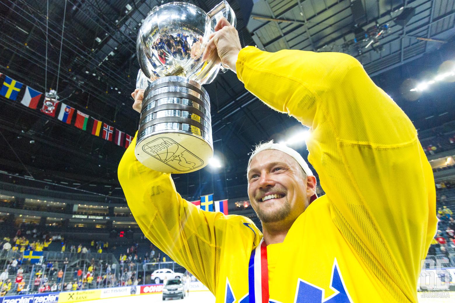 20172105 Köln,Jääkiekon MM Kanada - RuotsiKuvassa AOP