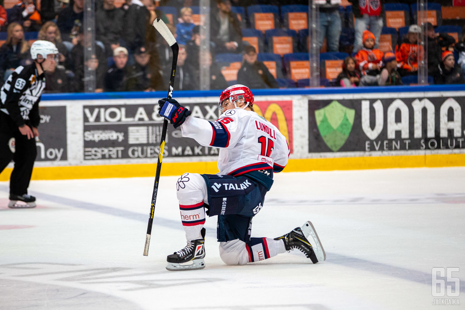 HIFK-lupauksen Anton Lundellin odotetaan varattavan korkealla ensi kesän NHL-varaustilaisuudessa.
