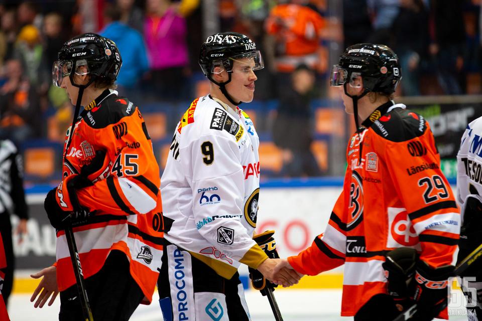 Jesse Puljujärven tuttua virnettä päästään kuluvan kauden aikana seuraamaan Liigakatsomoissa.