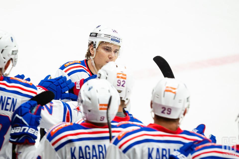 Sergei Plotnikov sai kahden ottelun pelikiellon.