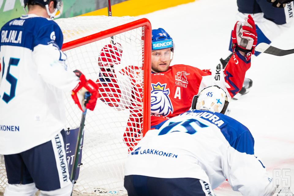 Tšekki haluaa saada edustajansa kansainvälisen jääkiekkoliiton IIHF:n johtoon.