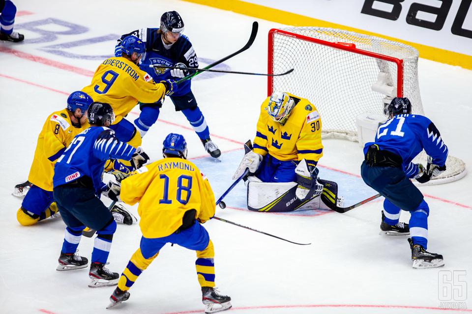 Suomi kohtaa jälleen Ruotsin, tällä kertaa pronssiottelussa.