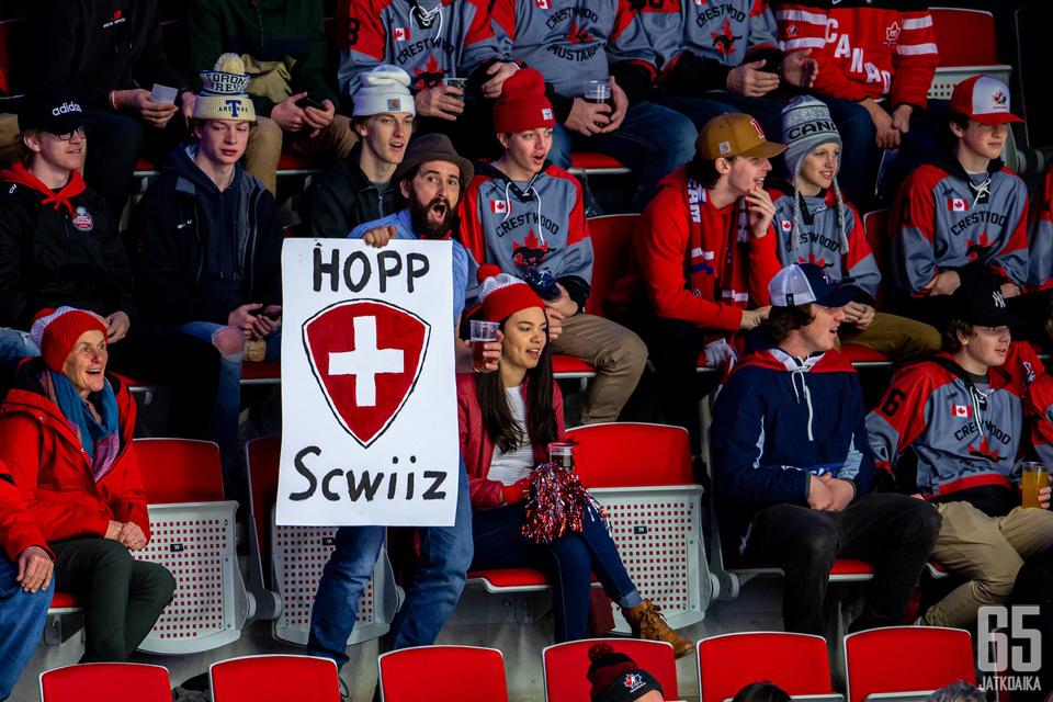 Käkikellojen maa Sveitsi juhli yleisömäärillään jälleen kaudella 2019−2020.